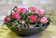 bloemstukjes en boeketten