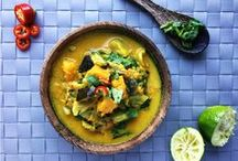 Coconut Curry Recipes