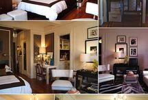 Liten leilighet / Inspo for my future tiny apartment