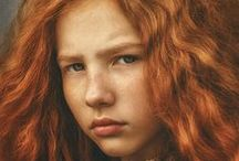 Ginger.. / Redheads: Myths, Legends, and Famous Red Hair