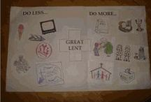 OYM - Great Lent for Parish Youth and Families / Ideas for youth workers and families to guide Orthodox youth through the Great Fast.