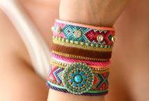 macramé bracelets - patterns