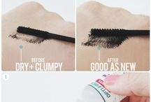 Beauty products / Things we can do