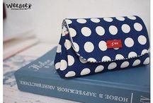 Bag Designs Big and Small / Bag design ideas to sew!