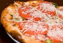 Pizza at NYP Bar and Grill / We take natural ingredients seriously.  At NYP Bar and Grill, we pride ourselves on delivering the best-quality food and drink around, sourced from local providers and always crafted with a careful touch. Stop by any of our three restaurant locations, and come see what the NYP promise is all about.  http://www.nypbarandgrill.com/#home