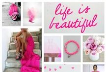 MOODBOARDS / These moodboards I have pinned from other pinners. They are really beautiful!
