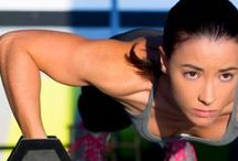 Chest Workouts / Chest workouts for women. Firm and lift your bust with these women's chest exercises! :))