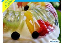 Dulces delicias / Gelatinas, postres, dulces, etc.