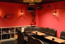 店舗デザイン事例:Darts Pub VAMP@名古屋市