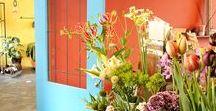 店舗デザイン事例:flower atelier emof@名古屋市