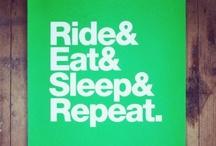 Go riding!