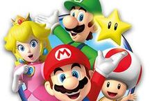 Mario,Luigi and all the characters