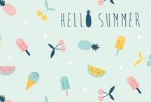 Summer prints / by Sally Payne