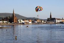 Explore Largs / The beautiful seaside town of Largs, Ayrshire, Scotland has so much to see. Take a look and see.