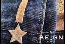 Reign Italia / Reign Italia it's a fashion italian brand. It is focused on Denim and Men fashion.
