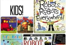 Robots For Kidz / Never too young to start learning about Robots!