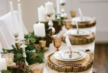 Hosting the Holidays / Home decor help for hosting this holiday season!