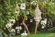 Wedding ideas / decor