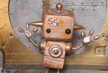 Random Robots / We like these guys!