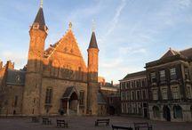 City Centers / Zo maar foto's van diverse steden, maar vooral van Den Haag.