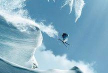 Spectacular Sports / Spectaculaire en mooie/bijzondere sportfoto's. Met nadruk op ski, golf, surf en honkbal.