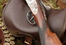 Happy Hunting / Jachtfoto's, geweren e.d. classic style