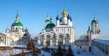 Russia / On est russe quand on se sent concerné par la Russie, quand on se reconnaît dans ses rêves et ses idées, quand on sent un lien entre son être propre et le monde russe – dense, contradictoire et puissant.