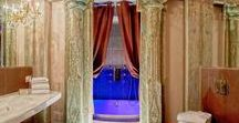 ROOMS & BATHROOMS AT #LA GABELLETTA / Pin the bathroom and the room you like...