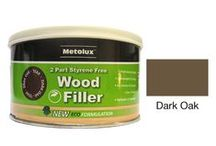 Wood Repair & Sealants / View our new wood repair products and action shots. www.mightonproducts.com