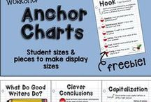 Anchor Chart Ideas