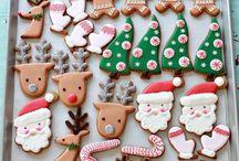 • Christmas Baking •