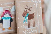 • Christmas Gift Wrapping •