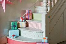 • Christmas Interiors •