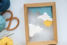 THE CRAFTY / Craft projects and ideas