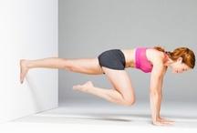 getting in shape / by Paula Branson