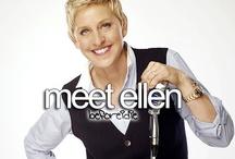 Finding nemo & Ellen