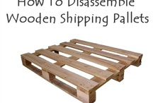 Arts & Crafts: Pallets & Recycled Wood / #diy projects using #pallets and other recycled #wood / by Maria V