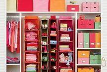 Organisation & storage