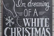 Dreaming of a white Christmas.. / by Deaira Johnson