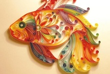 Quilling / by Peggy Dyar