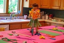 Hawaiian Birthday Party / by Ann Allen