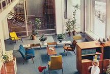 OFFICE DESIGNS / Modern | Contemporary Office Furniture / by Realign Space