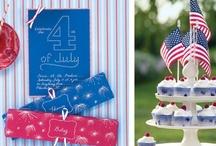 4th of July / Americana / by Paula Branson