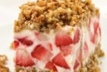 Desserts / by Paula Krogue Hart