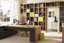 My pretty office:) / by Deaira Johnson