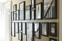 gallery wall / by Deaira Johnson