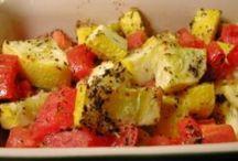Veggie recipes / Recipes for my garden veggies! / by Kirsten Kirby-Jewell