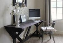 Home Office / by Amanda Tobin