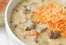 Yummy - Soups, Salads, & Breads / by Paula Branson