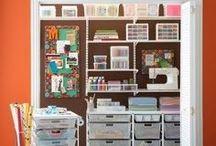 Organizing everything / by Paula Branson